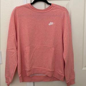 Nike Crewneck Sweatshirt with Front Pocket